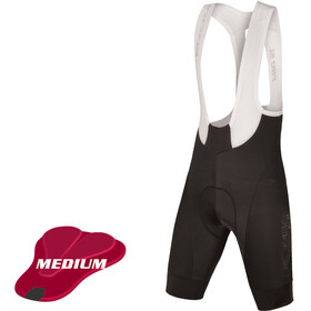 Endura Pro SL II 700 Series Bib Shorts Heren medium-Pad zwart